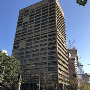 Law Courts Building in July 2017. Image: Wikimedia Commons / Kgbo.