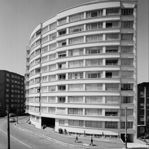 17 Wylde Street, Pott's Point. Photo courtesy of the Australian Institute of Architects.