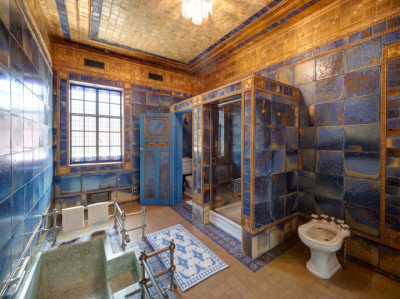 Boomerang (1926) bathroom