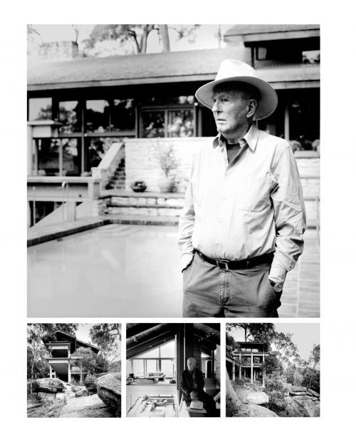 Bruce Rickard, architect.