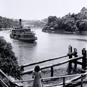 Mosman Bay, Sydney (Kamiri Ferry) 1946. Photo: State Library of NSW.