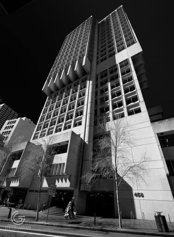 Town Hall House, Sydney.