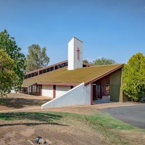 St Joseph's Catholic Church (c.1974), Gilgandra NSW.