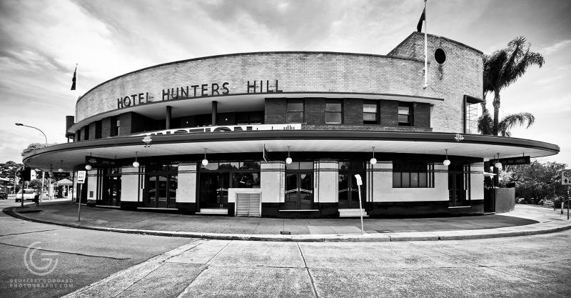 Hotel Hunters Hill.