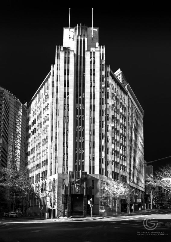 Mutual Life building, Sydney CBD.