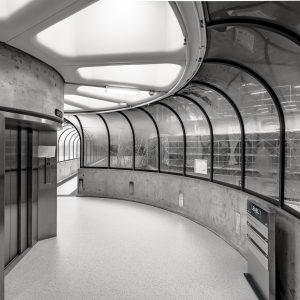 Callam Building (c.1981) in Phillip ACT.