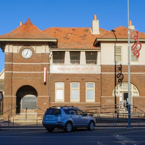 Temora Post Office, Hoskins Street, Temora NSW