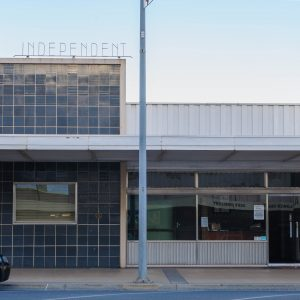The Temora Independent Newspaper, Hoskins Street, Temora NSW