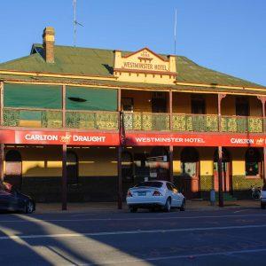 Westminster Hotel, Hoskins Street, Temora NSW