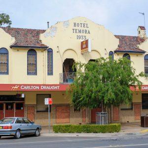 Hotel Temora, 208 Hoskins Street, Temora, NSW