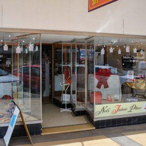 Nel's Fabric Place, Hoskins Street, Temora NSW