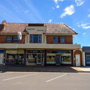 Mezler House, Hoskins Street, Temora NSW