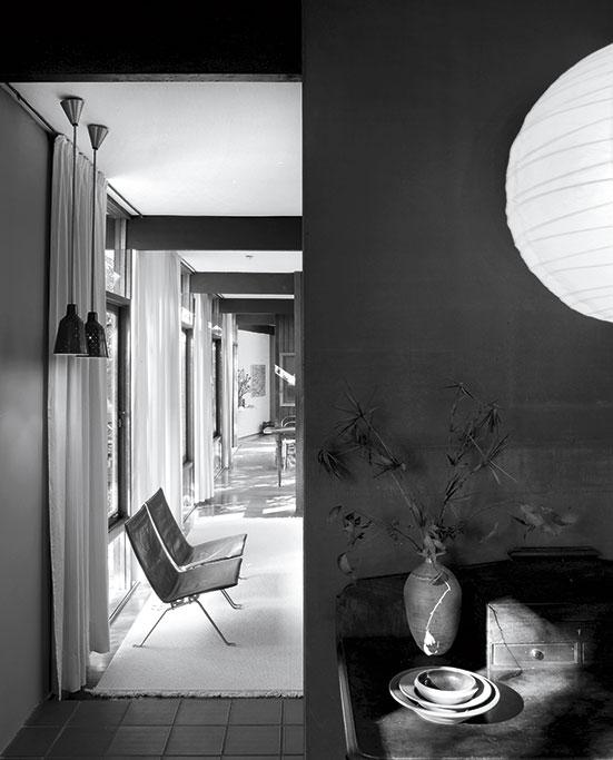 Russell Jack House, interior. Photo: Tim Linkins