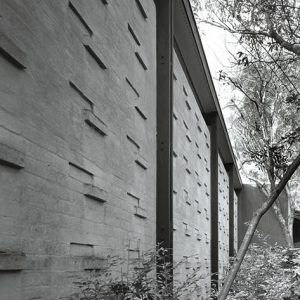 Russell Jack House, exterior. Photo: Tim Linkins.