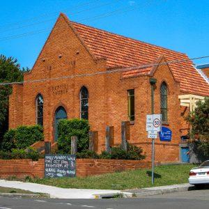 Seaforth Baptist Church, 31 Frenchs Forest Rd, Seaforth NSW