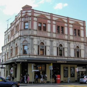 The Paddington Inn at 338 Oxford Street, circa 2006.